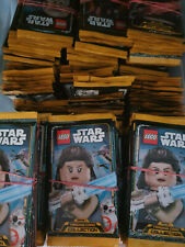 LEGO Star Wars Trading Card, Serie 1, 20 Booster, 100 Karten NEU / OVP TOP DEAL