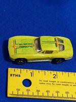1979 Hot Wheels '63 1963 Chevy Corvette Split Window Yellow Flames VTG Toy Car