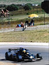 Ronnie Peterson Lotus 78 South African Grand Prix GP KYALAMI 1978 F1 photographie