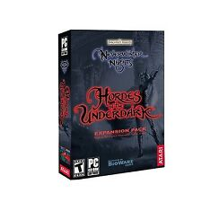 Neverwinter Nights: Hordes of the Underdark Expansion Pack - PC - New in Box