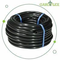 Gardiflex 16mm (13mm Id) Schwarz Ldpe Wasser Rohr Schlauch Garten Bewässerung