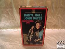 Daryl Hall John Oates Rock' N Soul Live VHS
