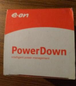 Powerdown Intelligent Power Management PC Laptop Surge Protection Energy Saving