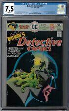 CGC 7.5 DETECTIVE COMICS #457 LESLIE THOMPKINS 1ST APPEARANCE ORIGIN BATMAN WP