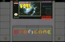 HYPER V-BALL Super Nintendo SNES Versione Americana NTSC ○○○○○ SOLO CARTUCCIA