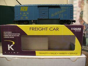 K-Line S Gauge K511-010 L&N Box Car
