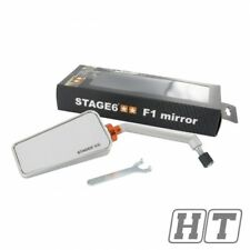 Stage6 F1 Spiegel links Aluminium M8 CPI Hussar 50
