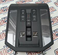 VW Touareg CR7 Leseleuchte Innenraumüberwachung Schiebedach Mikrofon SOS schwarz