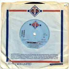 """Donna Summer - Back In Love Again - 7"""" Record Single"""