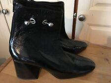 TOPSHOP SIZE 6 39 Black Ankle Boots