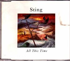 Sting-All This Time cd maxi single