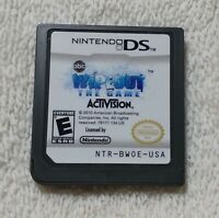 Wipeout The Game DS Nintendo Cartridge Only VIDEO GAME Rare