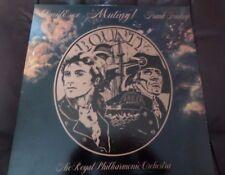 MUTINY! ~ David Essex Royal Philharmonic Orchestra UK Soundtrack LP