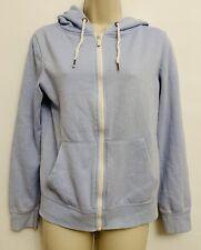 Women's Long Sleeve Hoodie Size 10 By Atmosphere - Pale Blue