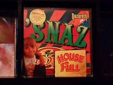 Nazareth ♫ Snaz ♫ Rare 1981 Original A&M PROMO Dbl LP w/Inserts