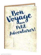 Brainbox Candy Leaving Bon Voyage Greeting Card funny novelty cheeky joke humour