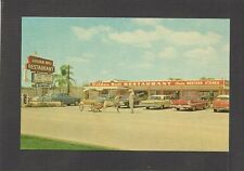 POSTCARD:  GOLDEN BELL RESTAURANT - near CYPRESS GARDENS / BOK TOWER IN FLORIDA