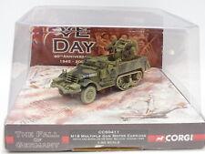 Corgi Militaire Armée 1/43 - Half Track M16 Multiple Gun motor Carriage US Army