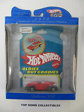 Hot Wheels  1979 Commemorative Replica Oldies But Goodies Auburn 852  #2505 NEW