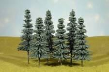 """HO 5""""-6"""" BLUE SPRUCE TREES (6)  BAC32012  NIB NEVER OPENED"""