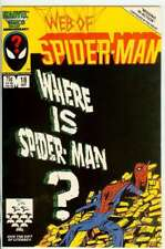 WEB OF SPIDER-MAN #18 9.2