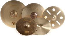 "Meinl Cymbals Byzance Vintage Benny Greb Sand Series Cymbal Box Set w/ Free 16"""