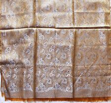 """Thai Silk Scarf from Bangkok, Thailand    approximately 27"""" x 69""""        SS13"""