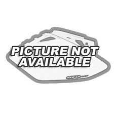 UFO FIANCATINE LATERALI TABELLE PORTANUMERO ARANCIONE ORANGE KTM 250 1993 1994