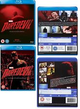 DAREDEVIL 1+2 2015-2016: Netflix MARVEL Action TV Seasons Series - NEW BLU-RAY