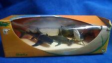 Sharks by SAFARI LTD 1998 New in box