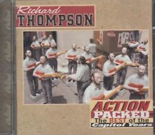 Richard Thompson Action Packed Best Of Capital Years CD Greatest Hits FASTPOST