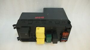 MERCEDES BENZ W210 E200 1996 FUSE BOX SAM CONTROL MODULE UNIT 0195455632 #455