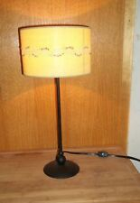 """Casual Rod Iron  Bed-side Lamp- 7 3/4"""" D x 17 7/8""""H"""