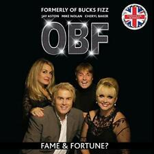 Formerly Of Bucks Fizz - Fame And Fortune? (NEW VINYL LP)