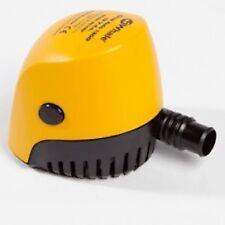 Whale Orca 1300gph 12v Automatic Bilge Pump. BE1482