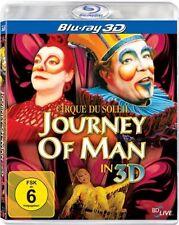 3D Blu-ray * Cirque du Soleil - Journey of Man (OmU) * NEU OVP