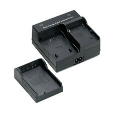 Dual Digital Battery Charger for Sony NP-F330 NP-F530 NP-F550 NP-F570 NP-F960