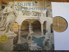 1C 151-99 618/19 Bach Four Overtures / Collegium aureum 2 LP set