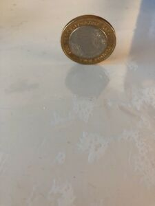 Gibraltar £2 Two Pound Rare Capture of Gibraltar Tercentenary Coin