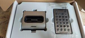 Bose Wave Music System Connect Kit for iPod Docking Station WRII, 120v, NEW