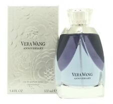 VERA WANG ANNIVERSARY EAU DE PARFUM 100ML SPRAY - WOMEN'S FOR HER. NEW
