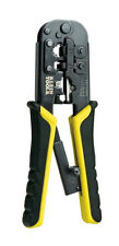 Klein Crimper/Wire Stripper Network Phone Cable Modular Connector Crimping Tool
