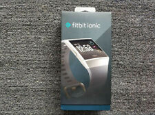 Fitbit Ionic Smart Charging Watch Wireless Bluetooth GPS (Silver)