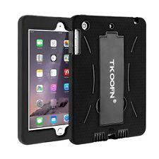 For Apple iPad mini Hybrid Heavy Duty Shockproof Black Military Tough Cover Case