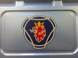 SCANIA Griffin logo sticker decal