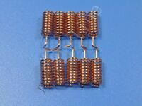 10pcs 915MHz 5W 50Ω Copper Spring Antenna 915MHz Helical antenna 12mm Length