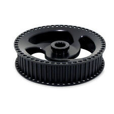 CBM MOTORSPORTS BILLET BLACK ANODIZED COGGED LS POWER STEERING PULLEY