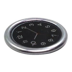 1:12 1:6 Dollhouse Miniature Clock Furniture for Bedroom Living Room