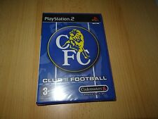 CFC CHELSEA FOOTBALL CLUB 2003/4 Season - Playstation 2 PS2 - Neuf et Scellé PAL