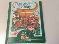 ALL ABOUT HOLIDAYS WITH INSPECTOR MCQ, BY KATHLEEN KAIN, HC, NEW